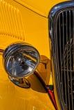 Λεπτομέρεια 1934 Ford Στοκ Εικόνα