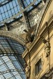 Λεπτομέρεια Galleria, Μιλάνο Στοκ εικόνα με δικαίωμα ελεύθερης χρήσης