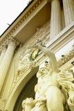 Λεπτομέρεια Hofburg - αυτοκρατορικό παλάτι, Βιέννη, Αυστρία στοκ εικόνα με δικαίωμα ελεύθερης χρήσης