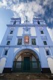 Λεπτομέρεια Igreja DA Misericordia, Αζόρες Στοκ Εικόνες
