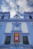 Λεπτομέρεια Igreja DA Misericordia, Αζόρες Στοκ εικόνα με δικαίωμα ελεύθερης χρήσης