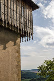 Λεπτομέρεια Karlstejn Castle Στοκ εικόνα με δικαίωμα ελεύθερης χρήσης