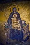 λεπτομέρεια Virgin παιδιών Στοκ Εικόνα