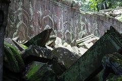 Λεπτομέρεια Wat Angkor Στοκ εικόνες με δικαίωμα ελεύθερης χρήσης