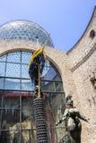Λεπτομέρειες από το μουσείο του Salvador Dali σε Figueras Στοκ Εικόνες