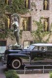 Λεπτομέρειες από το μουσείο του Salvador Dali σε Figueras Στοκ εικόνα με δικαίωμα ελεύθερης χρήσης