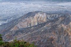Λεπτομέρειες ηφαιστείων Poas Στοκ Εικόνες