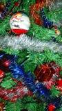 Λεπτομέρειες διακοσμήσεων Χριστουγέννων Στοκ φωτογραφία με δικαίωμα ελεύθερης χρήσης