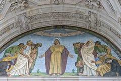 Λεπτομέρειες καθεδρικών ναών του Βερολίνου Στοκ Εικόνες