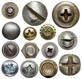 Λεπτομέρειες μετάλλων στοκ εικόνες