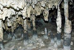 λεπτομέρειες σπηλιών Στοκ Εικόνες