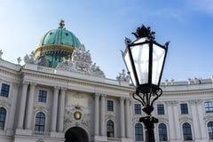 Λεπτομέρειες στη Βιέννη Στοκ Φωτογραφίες