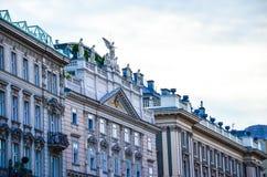 Λεπτομέρειες της Βιέννης, Αυστρία στοκ φωτογραφία με δικαίωμα ελεύθερης χρήσης