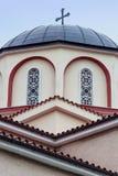 Λεπτομέρειες της Ορθόδοξης Εκκλησίας Στοκ Εικόνες