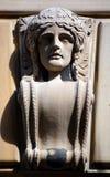 Λεπτομέρειες της τέχνης Nouveau Στοκ Εικόνα