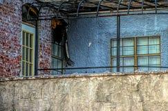 Λεπτομέρειες του ιστορικού κτηρίου στο οχυρό Smith, Αρκάνσας στοκ εικόνες με δικαίωμα ελεύθερης χρήσης