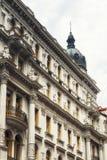 Λεπτομέρειες του παλατιού Βιέννη, Αυστρία Hofburg στοκ φωτογραφία με δικαίωμα ελεύθερης χρήσης