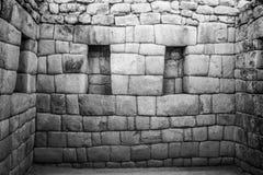 Λεπτομέρειες Picchu Machu Στοκ εικόνες με δικαίωμα ελεύθερης χρήσης
