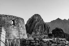 Λεπτομέρειες Picchu Machu Στοκ φωτογραφία με δικαίωμα ελεύθερης χρήσης