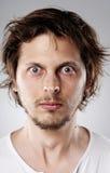 λεπτομερές πορτρέτο προσώπου στοκ εικόνες με δικαίωμα ελεύθερης χρήσης