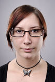Λεπτομερές πορτρέτο Στοκ φωτογραφίες με δικαίωμα ελεύθερης χρήσης