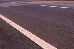 λεπτομερής άσφαλτος δομή οδικού τετραγωνική προσωπικού σχηματισμού Στοκ φωτογραφία με δικαίωμα ελεύθερης χρήσης