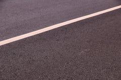 λεπτομερής άσφαλτος δομή οδικού τετραγωνική προσωπικού σχηματισμού Στοκ Φωτογραφίες