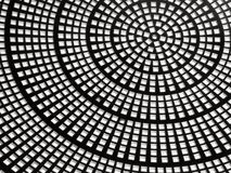 λεπτομερής στέγη διακο&sigm Στοκ εικόνες με δικαίωμα ελεύθερης χρήσης