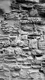 Λεπτομερής τοίχος πετρών Στοκ Εικόνα