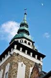 λεπτομερής όψη παλατιών Στοκ φωτογραφίες με δικαίωμα ελεύθερης χρήσης