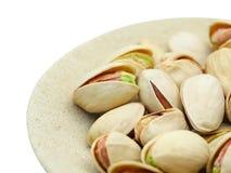 Λεπτομερή καρύδια φυστικιών Στοκ εικόνα με δικαίωμα ελεύθερης χρήσης