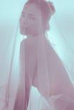 λεπτός nude Στοκ Φωτογραφίες