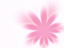 λεπτό λουλούδι Στοκ Εικόνα