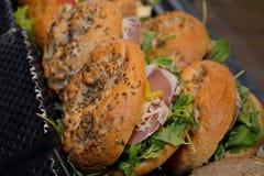 Λεπτό ψωμί σπασιμάτων Στοκ εικόνα με δικαίωμα ελεύθερης χρήσης