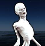λεπτό zombie Στοκ εικόνες με δικαίωμα ελεύθερης χρήσης
