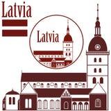 Λετονία Στοκ φωτογραφίες με δικαίωμα ελεύθερης χρήσης