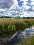 Λετονία Latgale Περιοχή Rezekne Στοκ Εικόνα