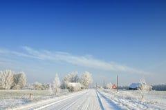 Λετονική επαρχία Στοκ εικόνα με δικαίωμα ελεύθερης χρήσης