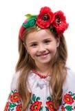 λευκές νεολαίες κορι&tau Στοκ φωτογραφία με δικαίωμα ελεύθερης χρήσης