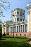 Λευκορωσία, Gomel, παλάτι rumyantsev-Paskevich Στοκ Φωτογραφίες