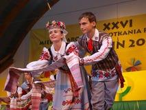 λευκορωσικό wiljanoczka του Lublin Π&omicro Στοκ φωτογραφίες με δικαίωμα ελεύθερης χρήσης