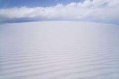λευκό άμμων Στοκ Εικόνες