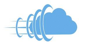 λευκό έννοιας σύννεφων ανασκόπησης Στοκ φωτογραφία με δικαίωμα ελεύθερης χρήσης