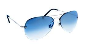 λευκό ήλιων γυαλιών ανασ στοκ εικόνες με δικαίωμα ελεύθερης χρήσης