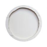 Λευκό λίγο βαρέλι στοκ φωτογραφία με δικαίωμα ελεύθερης χρήσης