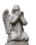 λευκό αγαλμάτων ανασκόπη&s Στοκ Εικόνες