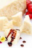 λευκό αγκίδων παρμεζάνας τυριών ανασκόπησης Στοκ φωτογραφίες με δικαίωμα ελεύθερης χρήσης
