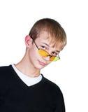 λευκό αγοριών Στοκ φωτογραφία με δικαίωμα ελεύθερης χρήσης