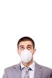 λευκό αναπνευστικών συ&sig Στοκ Εικόνες