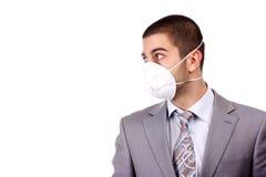 λευκό αναπνευστικών συ&sig στοκ εικόνα με δικαίωμα ελεύθερης χρήσης